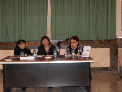 """Noticia sobre mi presentación en Castellón de """"Reunión de colegas"""" en Vivecastellón:"""